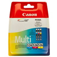 Tusz Canon CLI-526CMY MultiPack CLI526CMY